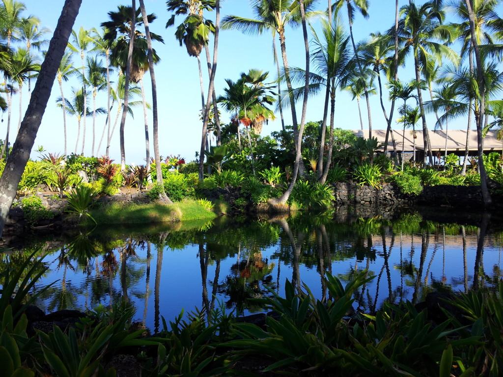 Huna, Ho'oponopono and Aloha: King David Kalakaua's Bathing Pond Hawaii
