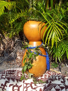 Huna: Hula Drum and Bag