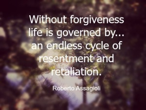 Benefits Of Forgiveness Roberto Assagioli
