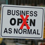 Not open for business